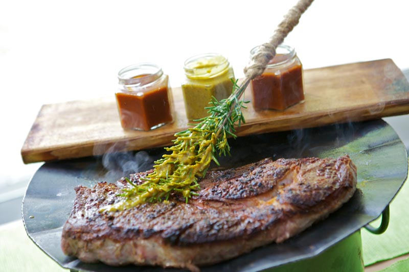 Rosemary STeak