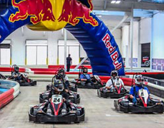 K- 1 Speedway event venue