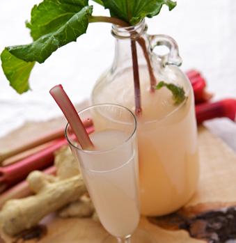 rubarb drink