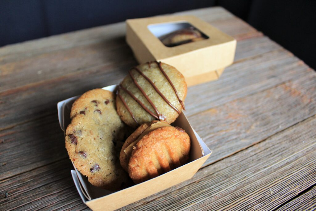 Cookie Trio