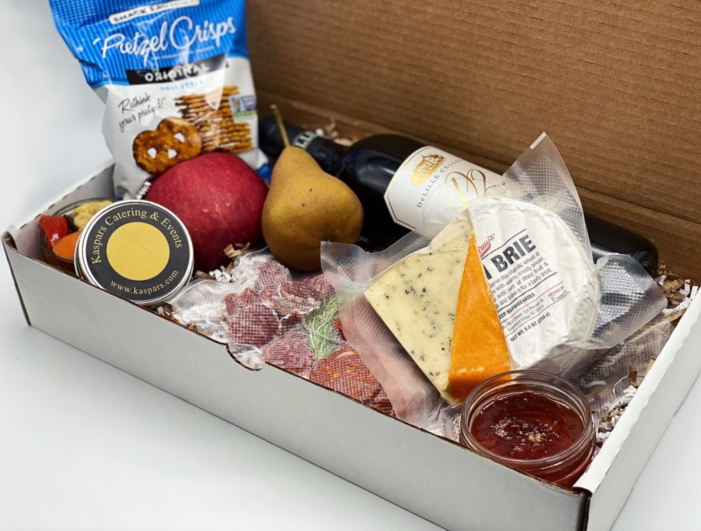 Meat & Cheese Boxed Meal